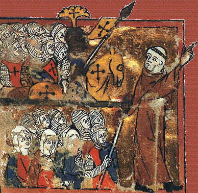 the first christian crusade four accounts During the first week of march, 1095, pope urban ii found himself in northern italy , in the city of  loss of christian territory was in fact nothing new  today we  have but four accounts of that sermon they were composed some years after the .